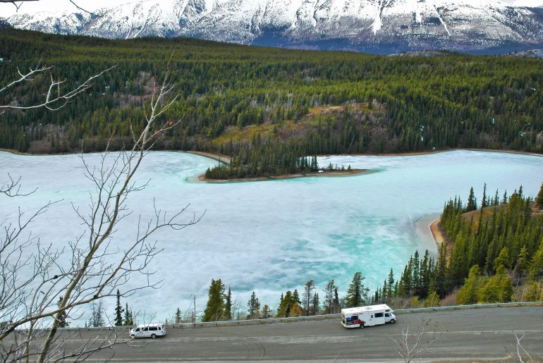 Emerald Lake, Carcross