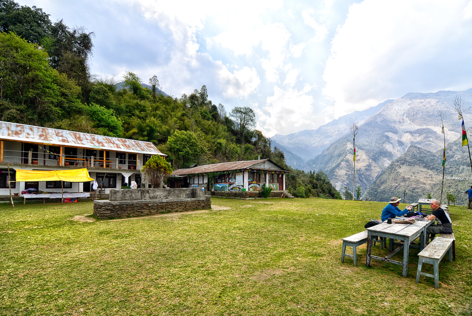 Mountain Discovery Lodge in Chule